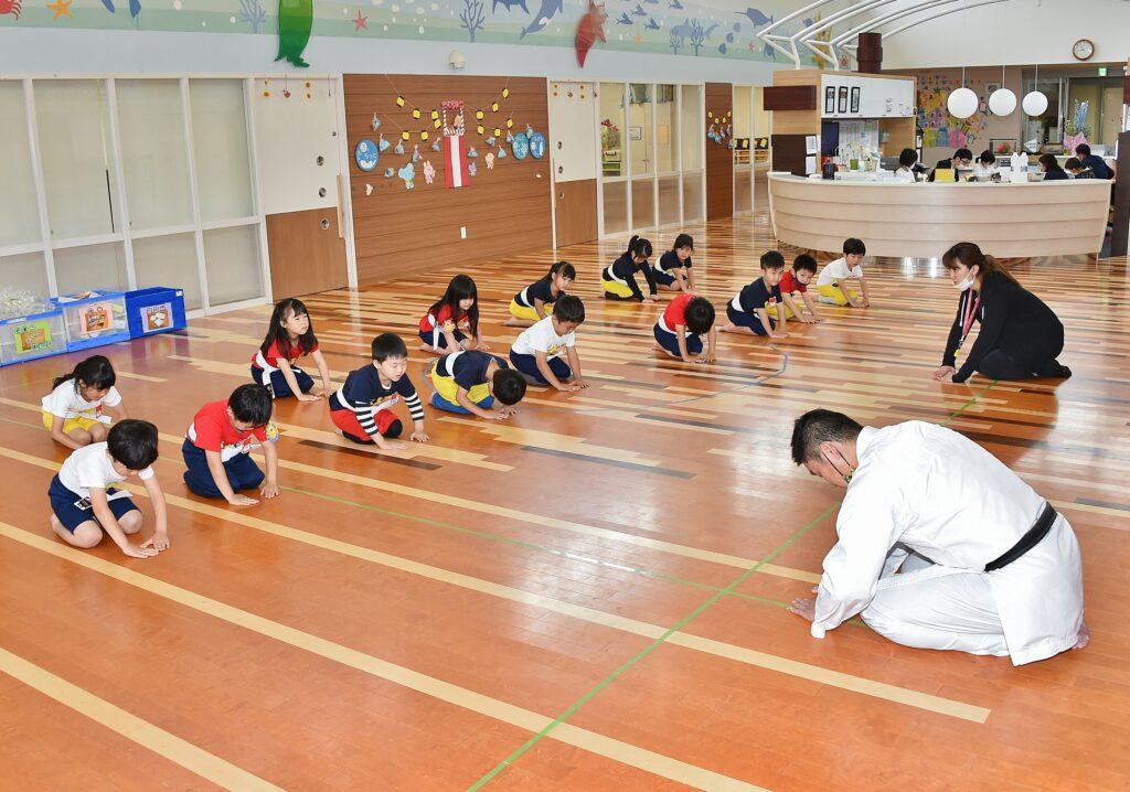 幼稚園空手(礼)